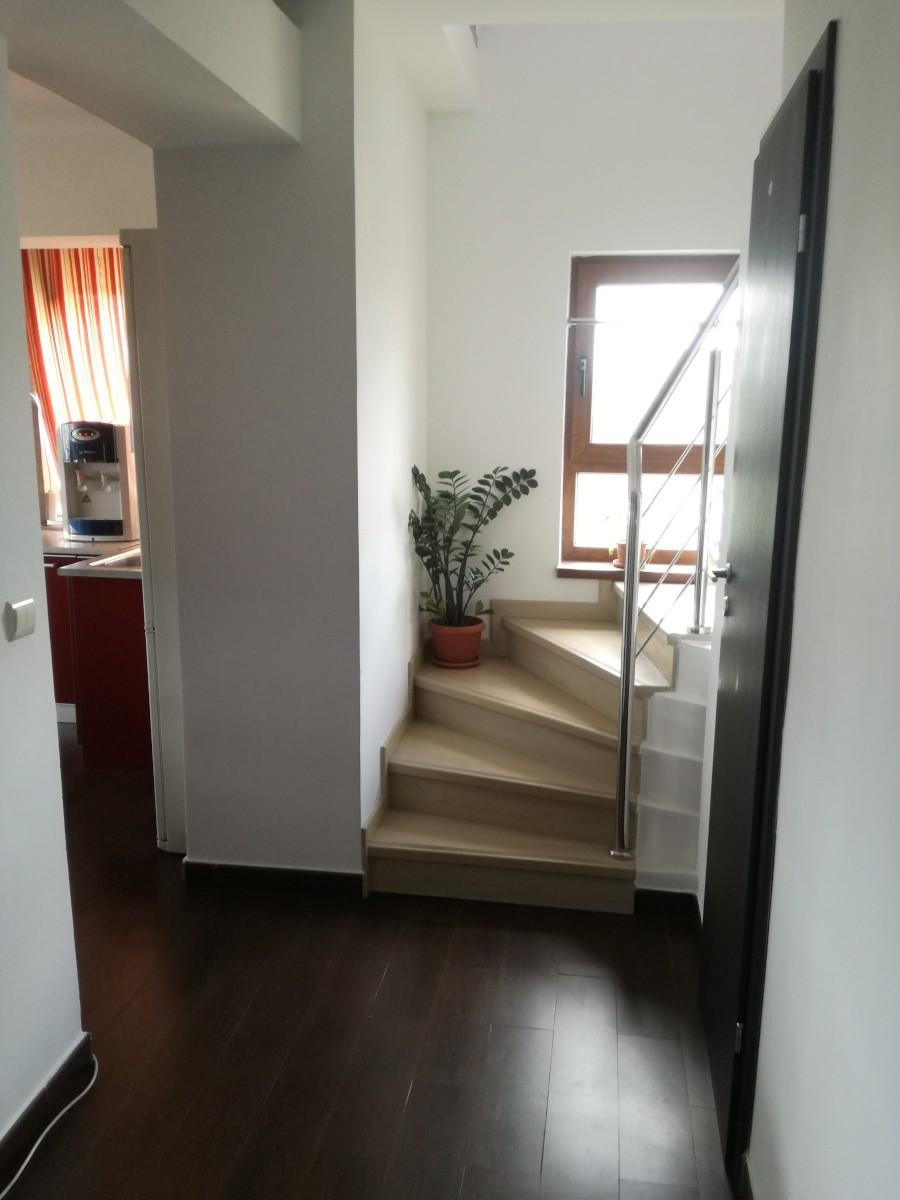 Duplex superb cu vedere la Dunare
